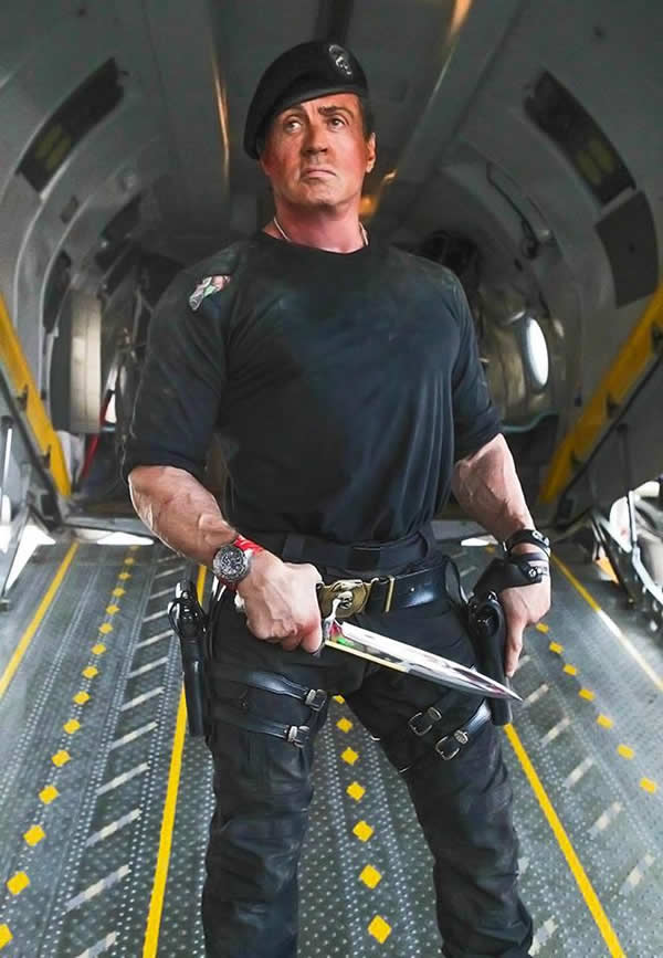 Sylvester-Stallone-Watch-In-The-Expendables-3-Movie-knife