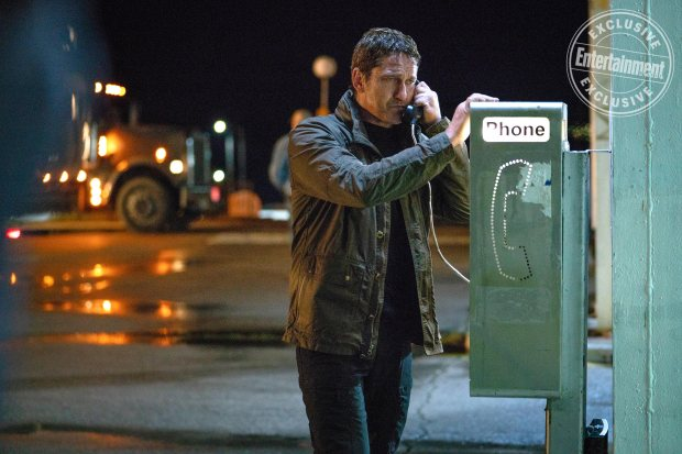 ANGEL HAS FALLEN Gerard Butler as 'Mike Banning'