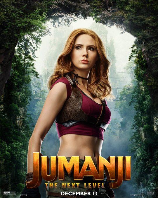 jumanji-2-character-poster-karen-gillan-541x676